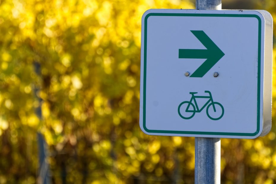 Fahrradrouten als GPX-Track