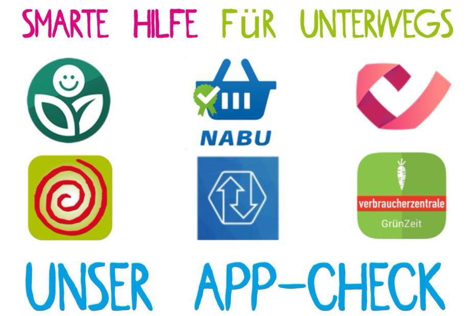 Nachhaltige Apps vorgestellt von Neubiberg for Future