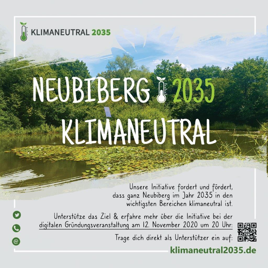Neubiberg Klimaneutral 2035