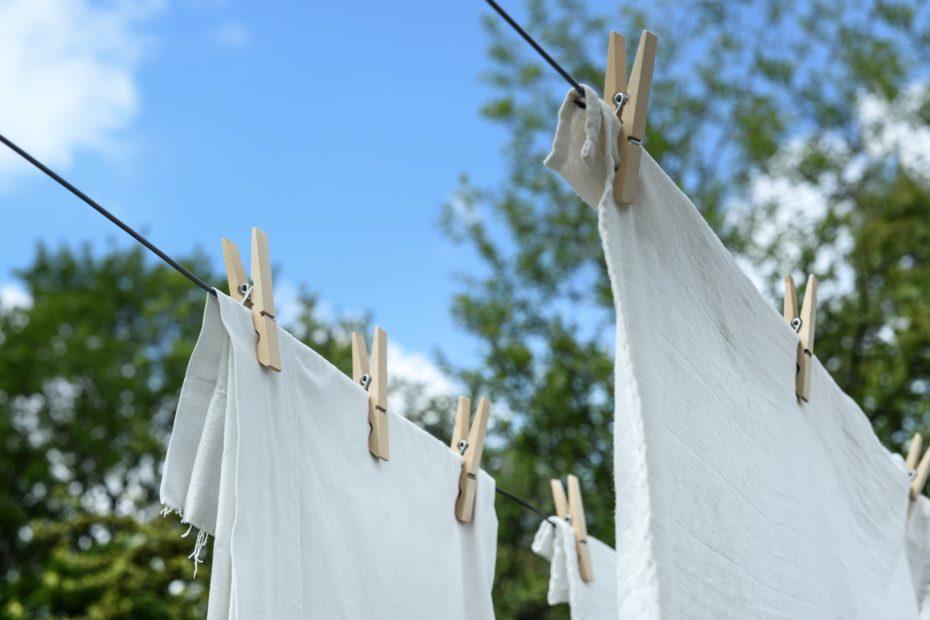 Umweltfreundliche Waschmittel