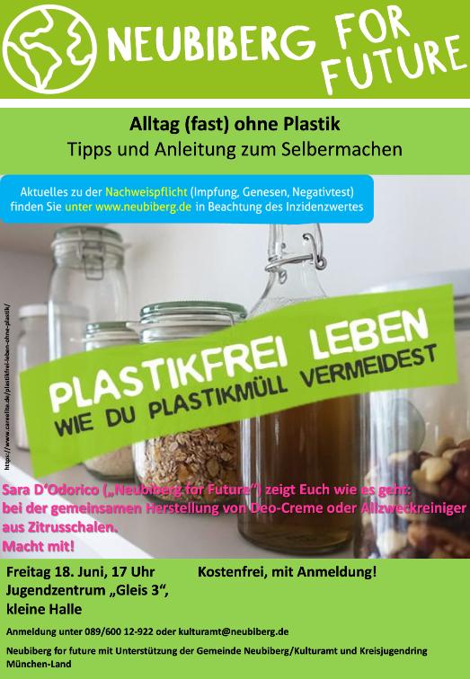 Plastikfrei-Workshop