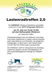 Lastenrad Agenda 21 Ottobrunn Neubiberg