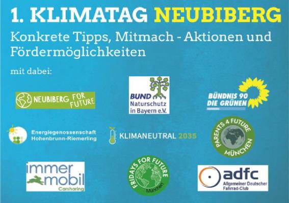 Klimatag am Rathaus