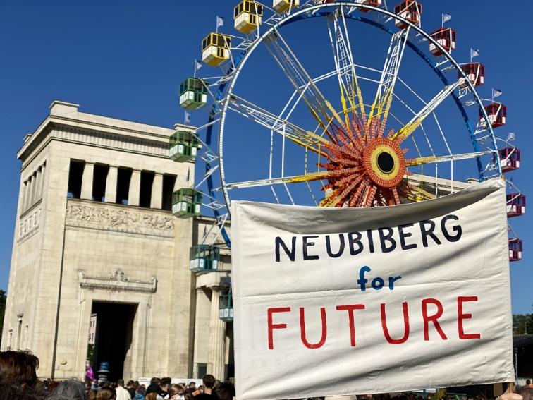 """""""Hauptsache, wir setzen uns in Bewegung!"""" Globaler Klimastreik am 24.9.21"""