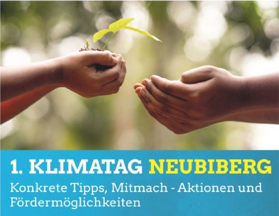 Strampeln für das Klima – Erster Klimatag in Neubiberg