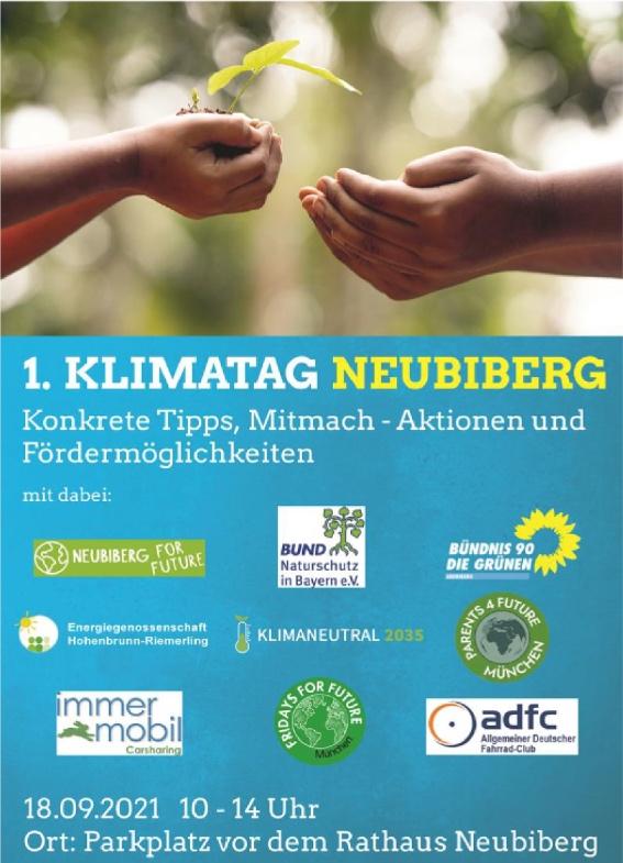 Klimatag Neubiberg